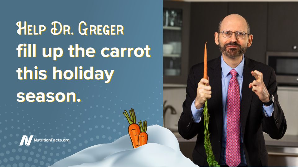 Help Me Fill the Carrot: Support Our 2020 Fundraiser