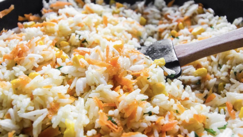 How to Cook Rice to Lower Arsenic Levels