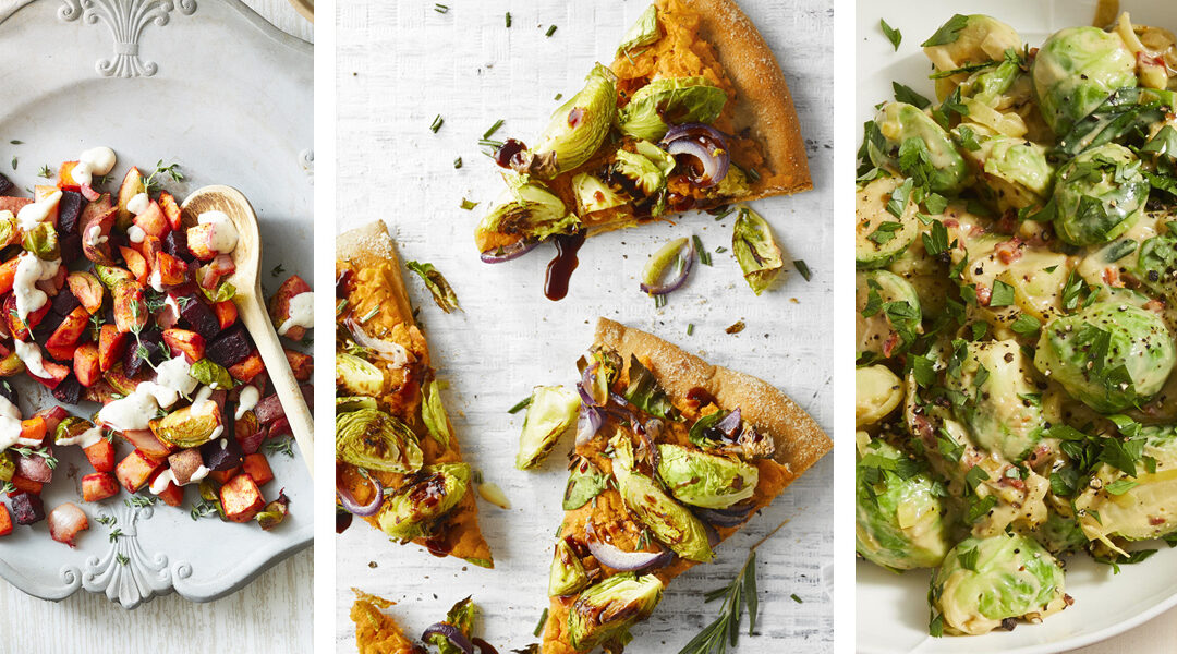 Tips, Tricks, and Recipes for Cooking with Brussels Sprouts