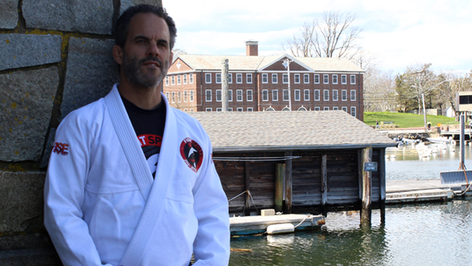 Jiujitsu Champ Jay Oliveira Doesn't Need Meat to Compete
