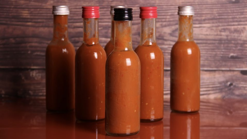 Lead Contamination in Hot Sauces