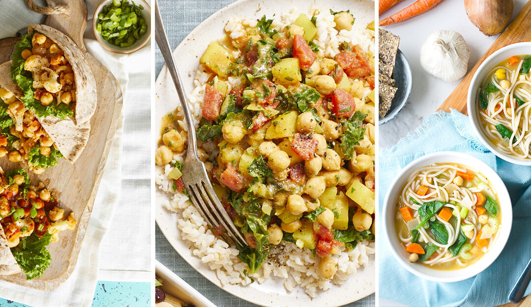 Chickpeas 101: Everything to Know About the Lovable Legume