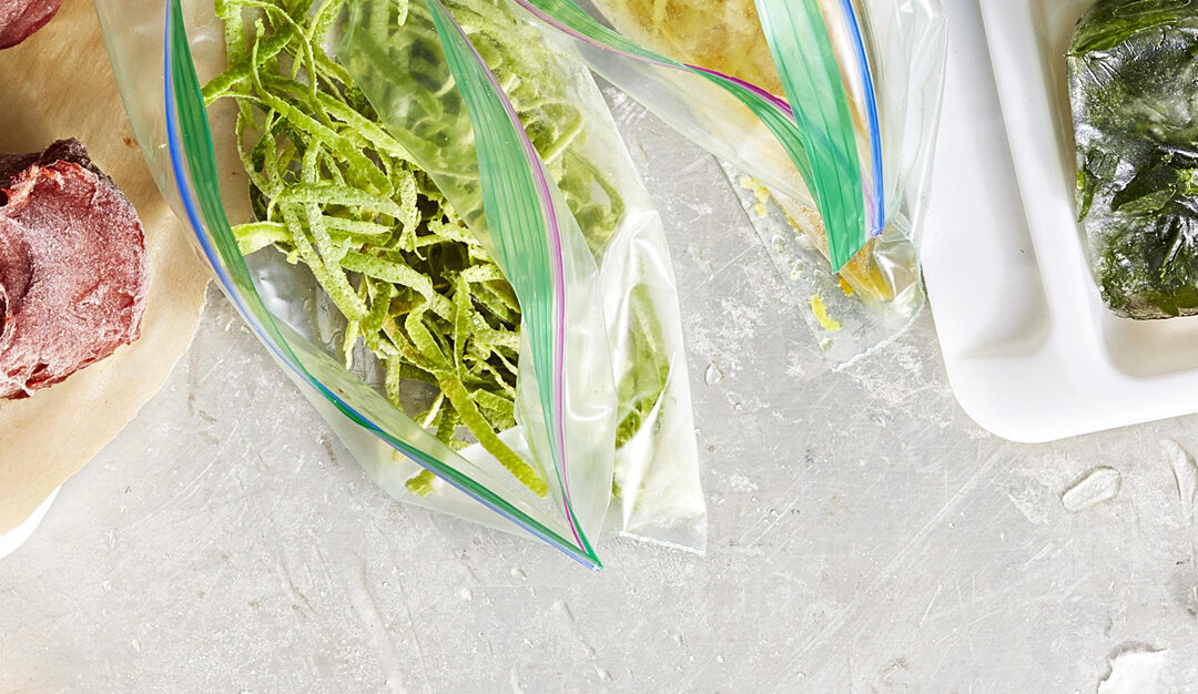 Flavor Savers: Fresh Herbs, Citrus, and More Essentials to Stash in Your Freezer